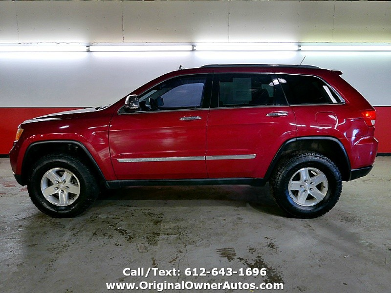 Jeep Grand Cherokee 2011 price $9,495