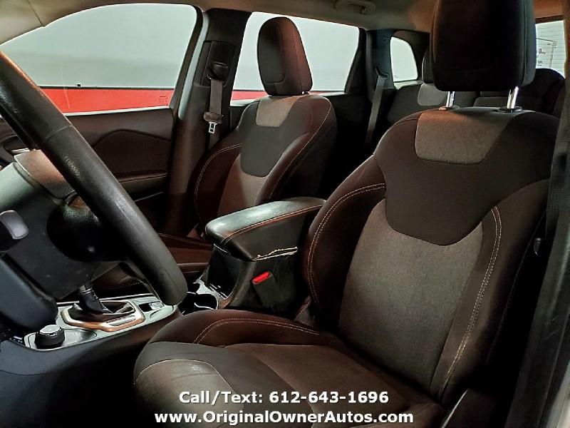 Jeep Cherokee 2016 price $14,495