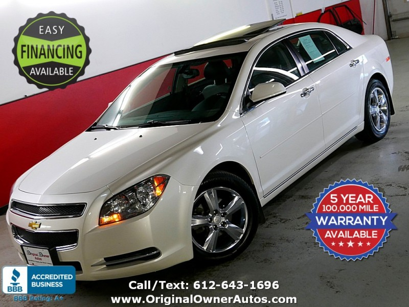 Chevrolet Malibu 2012 price $7,495
