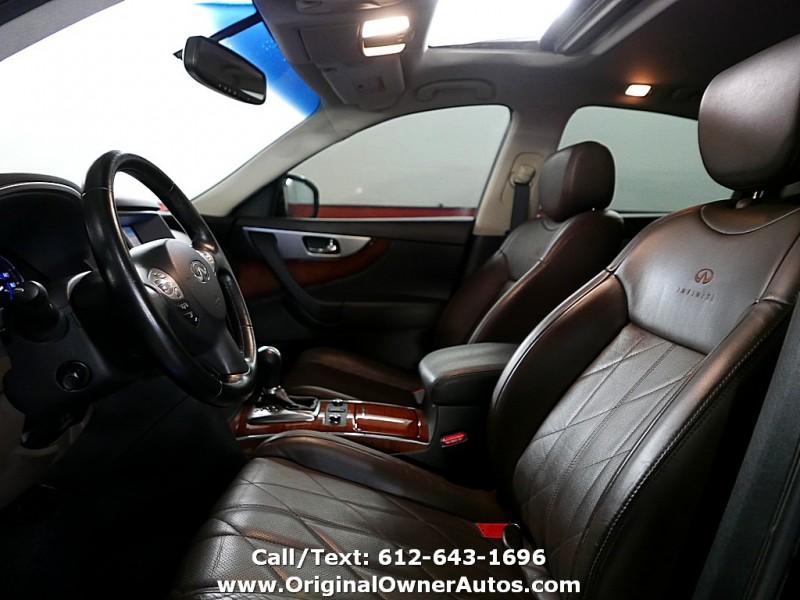 Infiniti FX35 2012 price $17,495