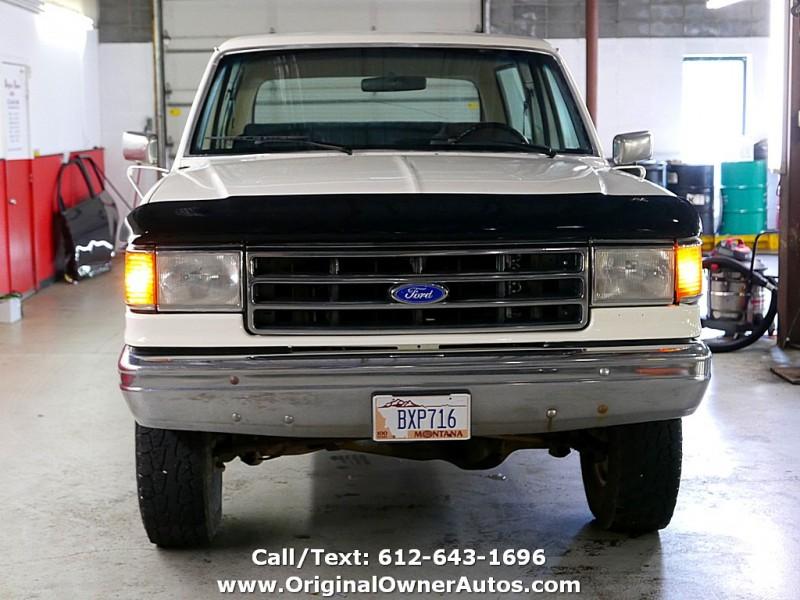 Ford Bronco 1990 price $7,995
