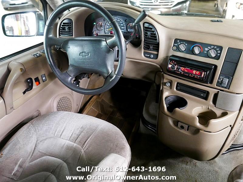 Chevrolet Astro Cargo Van 1997 price $2,495