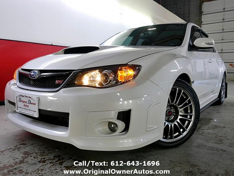 Subaru Impreza Wagon WRX 2011 price $21,995