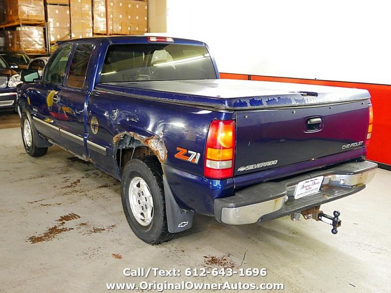 Chevrolet Silverado 1500 1999 price $1,995
