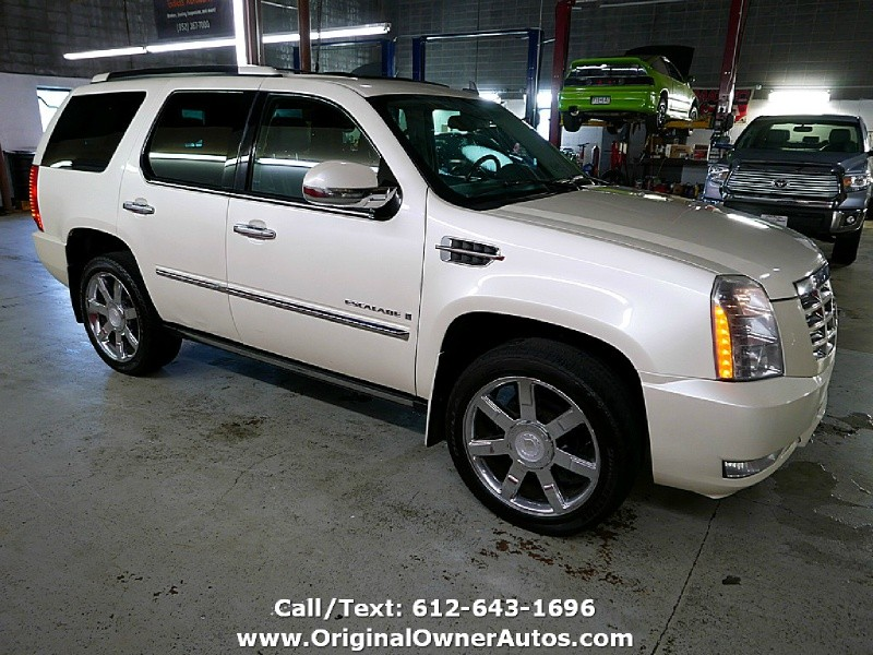 Cadillac Escalade 2008 price $11,995