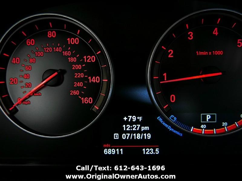 BMW 5 Series 2012 price $16,995