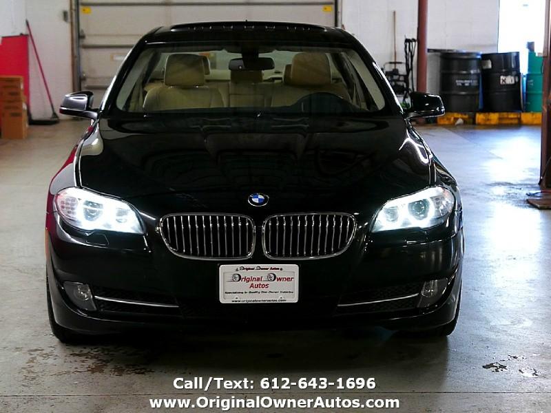 BMW 5 Series 2013 price $15,995