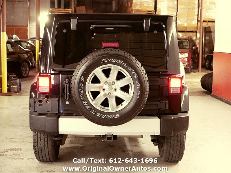 Jeep Wrangler Unlimited 2013 price $20,995