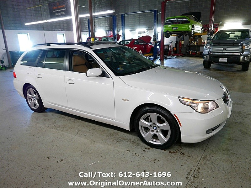 BMW 5-Series 2008 price $8,495