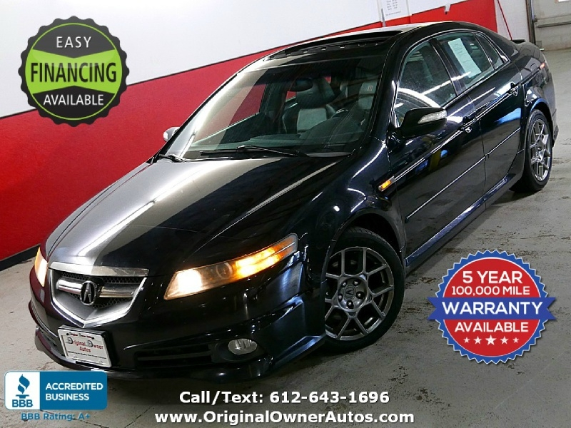 2007 Acura Tl 4dr Sdn At Type S