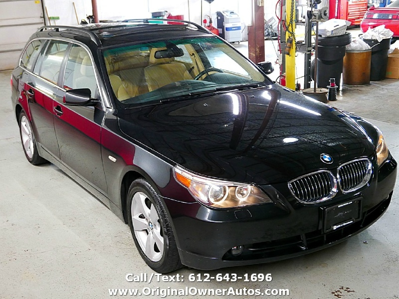 BMW 5-Series 2007 price $7,995
