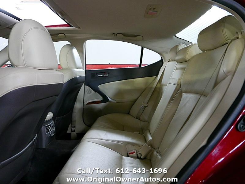 Lexus IS 250 2009 price $6,995