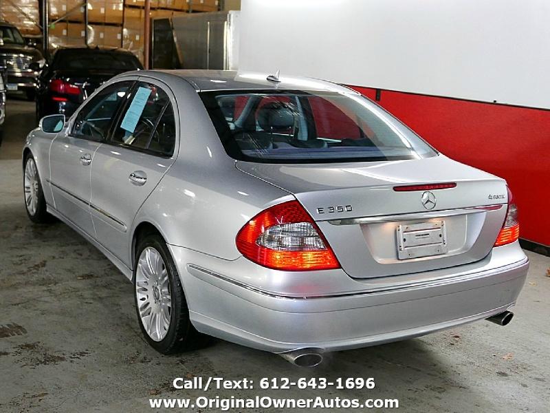 Mercedes-Benz E-Class 2008 price $5,495