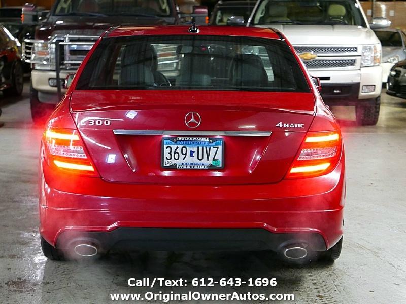 Mercedes-Benz C-Class 2014 price $11,995