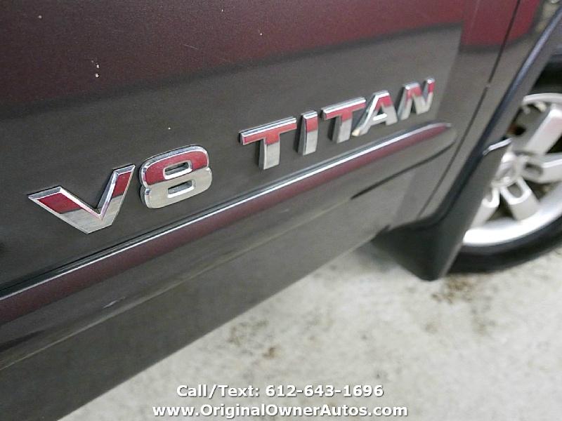Nissan Titan 2010 price $10,495