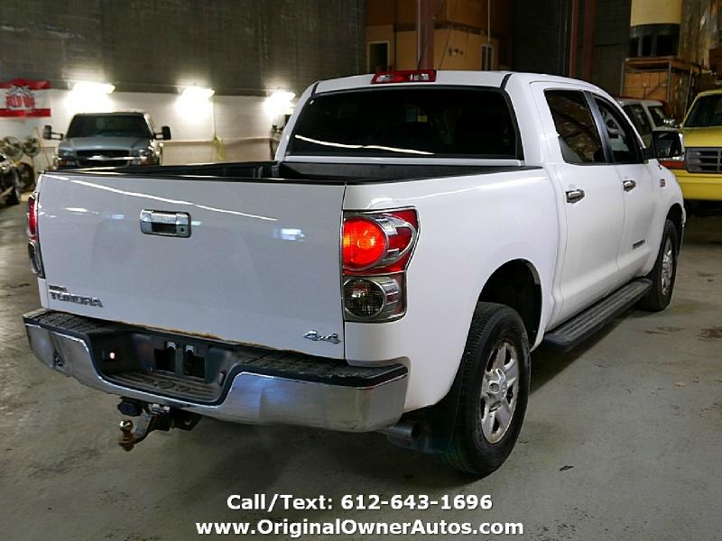 Toyota Tundra 4WD Truck 2008 price $7,495