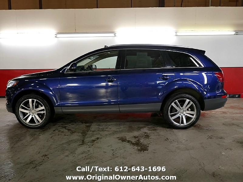 Audi Q7 2013 price $15,995