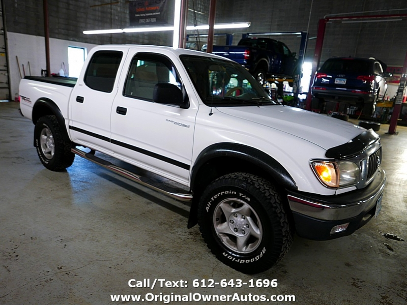 Toyota Tacoma 2001 price $8,995