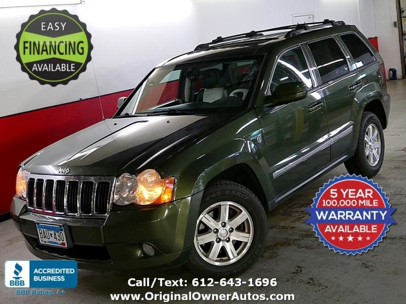 Jeep Grand Cherokee 2008 price $6,495