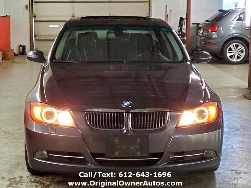 BMW 3-Series 2007 price $6,495