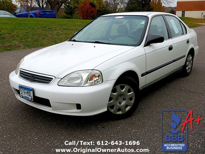 1999 Honda Civic Lx >> 1999 Honda Civic Lx