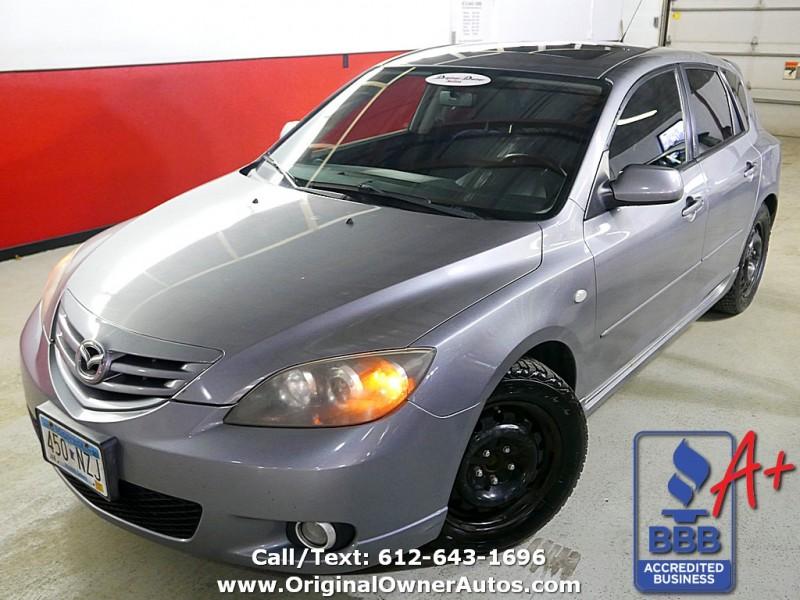 2004 Mazda 3 Hatchback >> 2004 Mazda 3 Hatchback