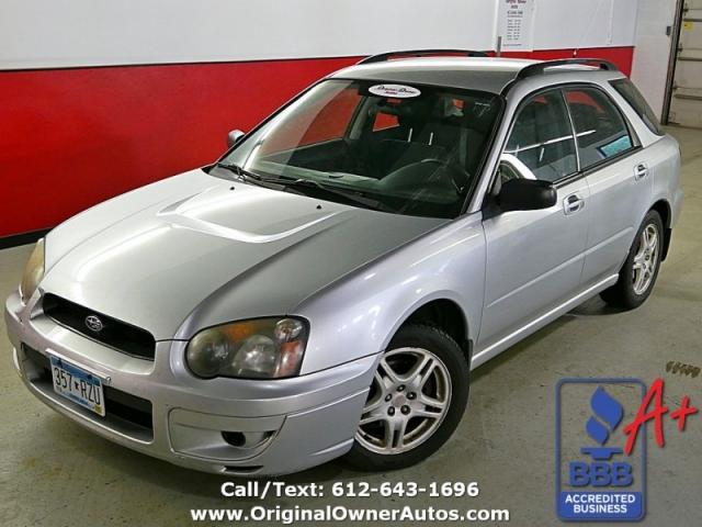2005 Subaru Impreza Wagon 2 5rs Auto Clean And Awd Clean