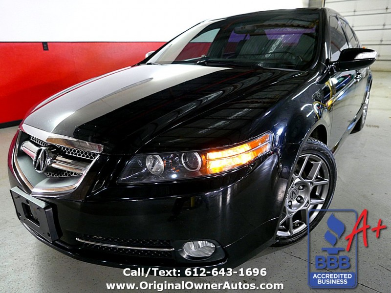 2008 Acura Tl Type S Navigation >> 2008 Acura Tl Type S