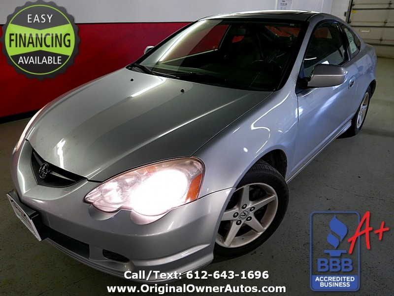 Acura RSX Type S K No Accidents Sunroof - Acura rsx sunroof