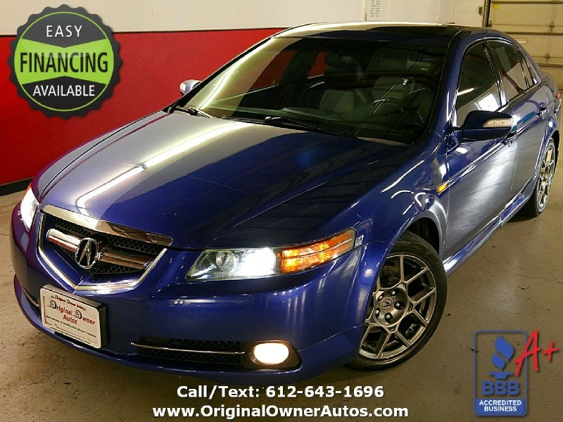2007 Acura Tl Type S For Sale >> 2007 Acura Tl Type S