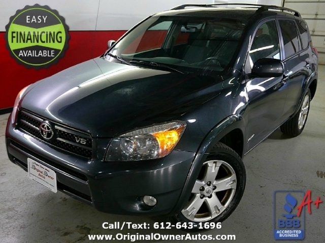 2006 Toyota Rav4 Sport Reliable And Ready To Go Inventory