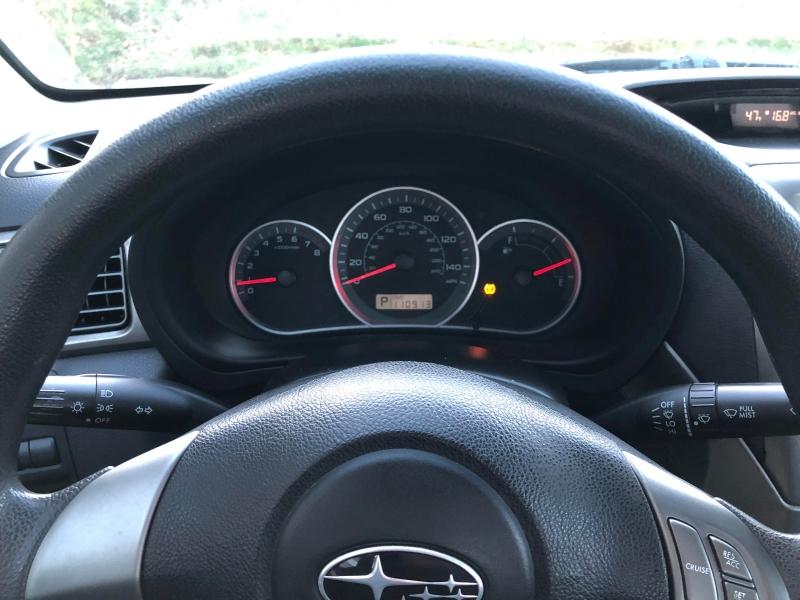 Subaru Impreza 2008 price $4,500