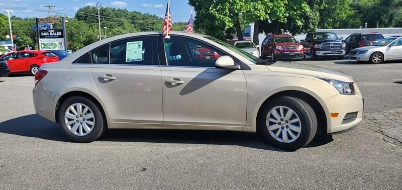 Chevrolet Cruze 2011 price $6,295