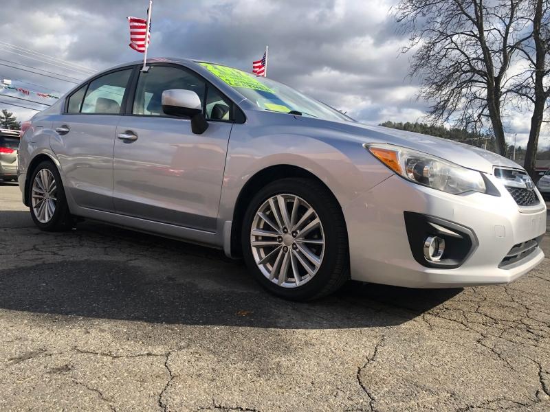 Subaru Impreza 2012 price $9,999