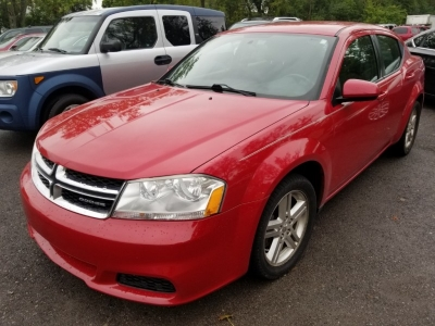 2011 Dodge Avenger Mainstreet 4dr Sedan