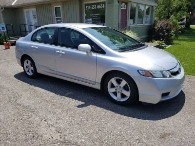 2011 Honda Civic LX S 4dr Sedan 5A