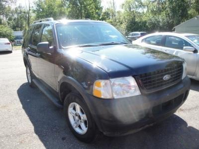 "2003 Ford Explorer 4dr 114"" WB 4.0L XLS 4WD"
