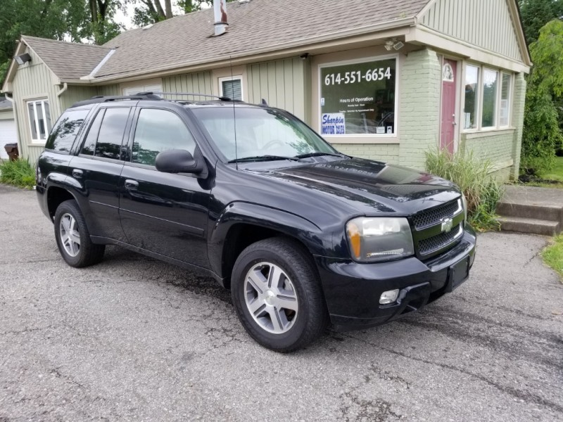 Chevrolet TrailBlazer 2007 price $4,999