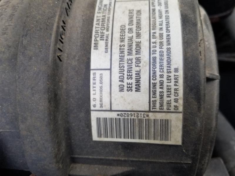 GMC Savana Cutaway 2003 price $4,999