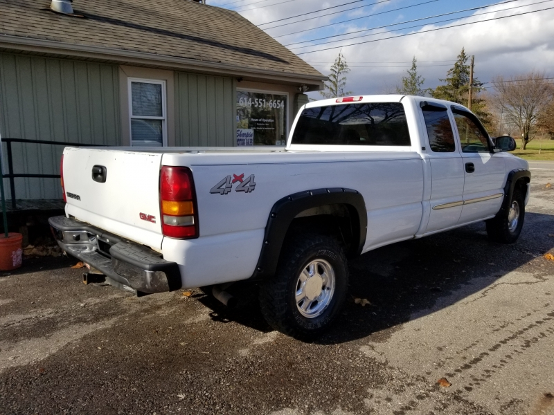 GMC Sierra 1500 2003 price $5,999