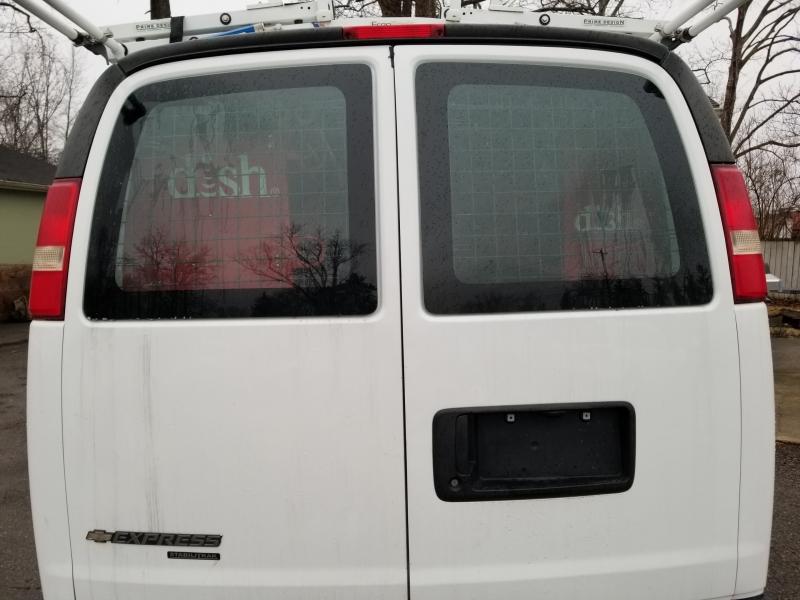 Chevrolet Express Cargo Van 2013 price $10,999