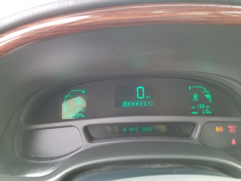 Cadillac DeVille 2003 price $2,899