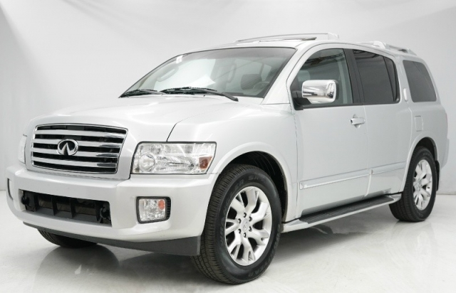2006 Infiniti Qx56 4dr 4wd Inventory Main Auto Group Auto