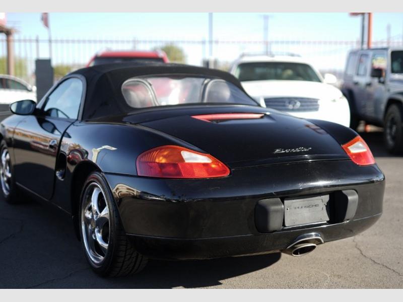 Porsche Boxster 2000 price $7,400 Cash