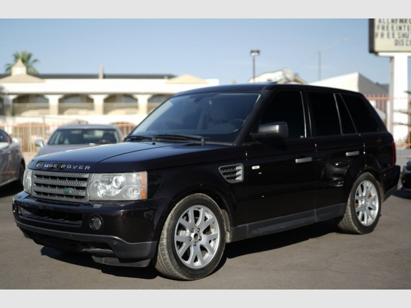 Land Rover Sport >> 2009 Land Rover Range Rover Sport