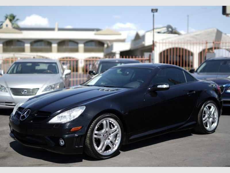 Mercedes-Benz SLK55 AMG 2007 price $11,900 Cash
