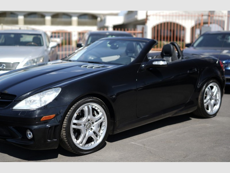 Mercedes-Benz SLK55 AMG 2007 price $13,900 Cash