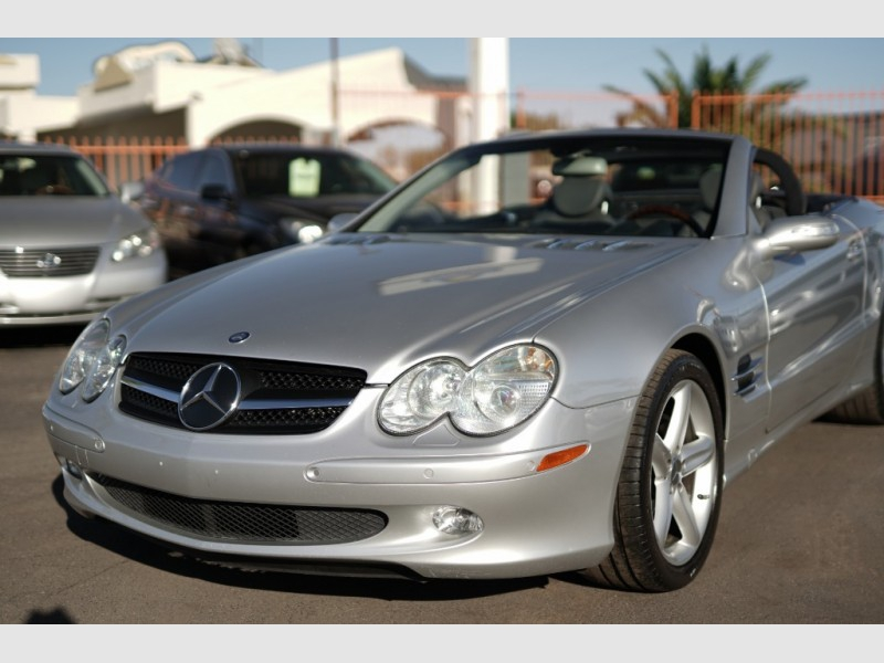 Mercedes-Benz SL500 2004 price $9,900 Cash