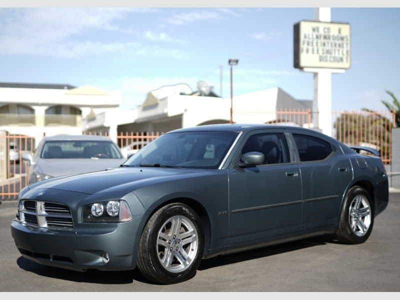Dodge Charger R/T 2006 price $7,400