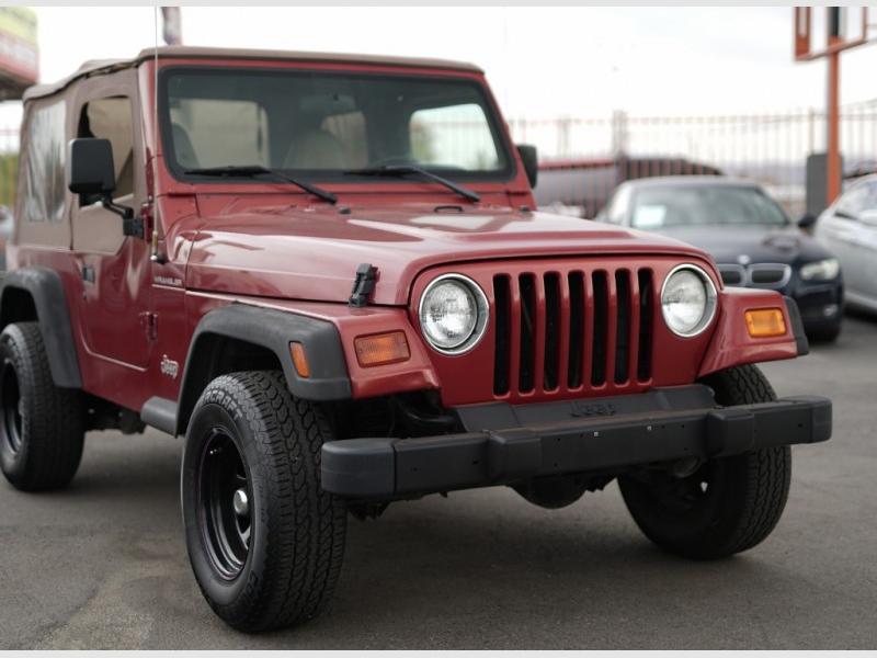 Jeep Wrangler SE - No A/C 1999 price $6,900 Cash